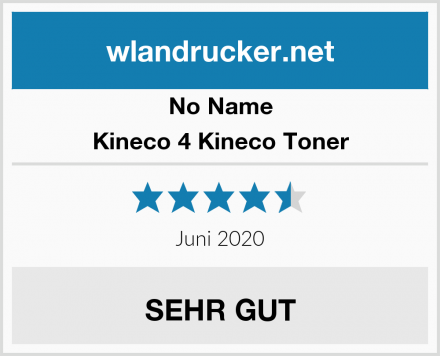 No Name Kineco 4 Kineco Toner Test