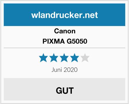 Canon PIXMA G5050 Test