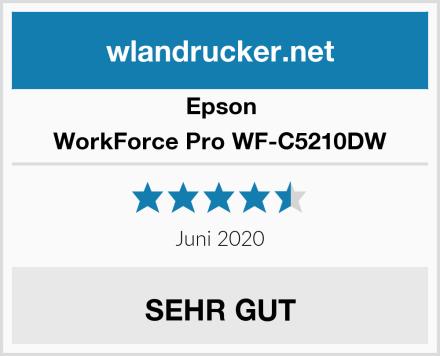 Epson WorkForce Pro WF-C5210DW Test