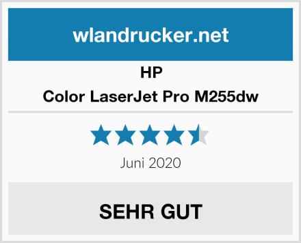 HP Color LaserJet Pro M255dw Test