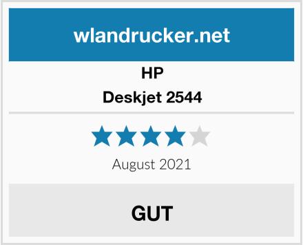 HP Deskjet 2544 Test