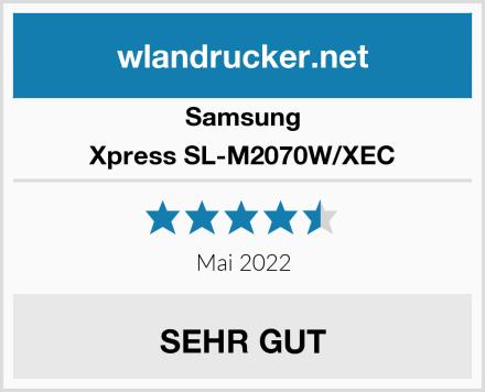 Samsung Xpress SL-M2070W/XEC Test