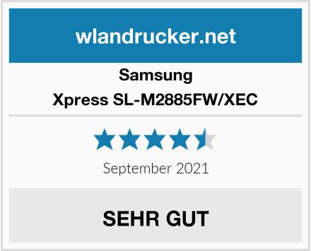 Samsung Xpress SL-M2885FW/XEC Test