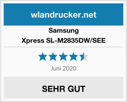 Samsung Xpress SL-M2835DW/SEE Test