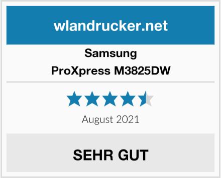 Samsung ProXpress M3825DW Test