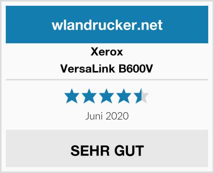 Xerox VersaLink B600V Test