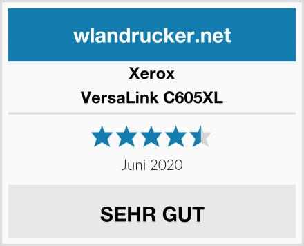 Xerox VersaLink C605XL Test