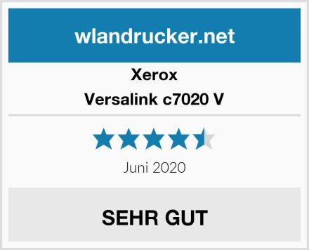 Xerox Versalink c7020 V Test