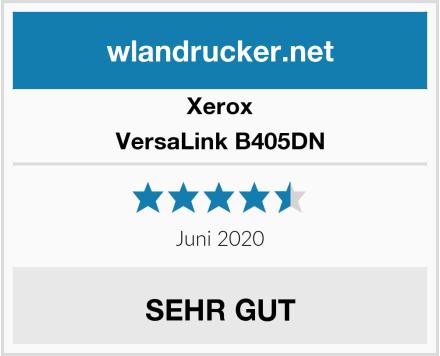 Xerox VersaLink B405DN Test