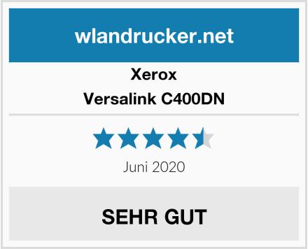 Xerox Versalink C400DN Test