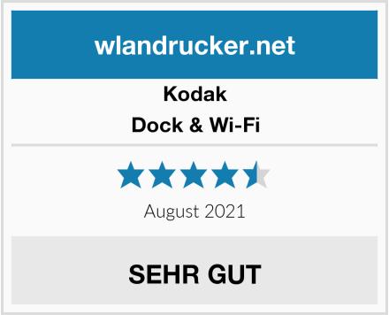 Kodak Dock & Wi-Fi Test
