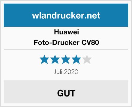 Huawei Foto-Drucker CV80 Test
