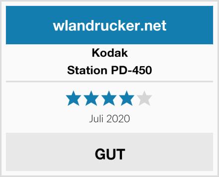 Kodak Station PD-450 Test