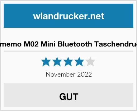 No Name Phomemo M02 Mini Bluetooth Taschendrucker Test