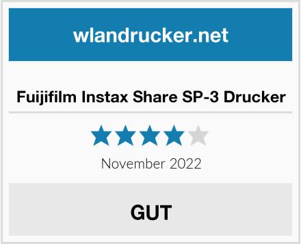 No Name Fuijifilm Instax Share SP-3 Drucker Test