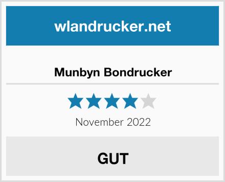 No Name Munbyn Bondrucker Test