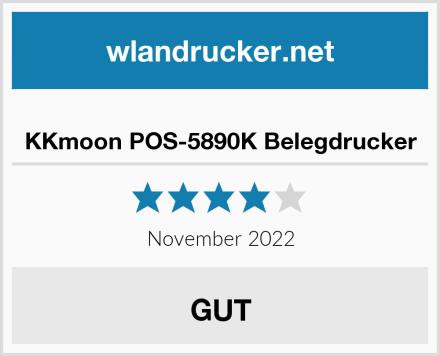 No Name KKmoon POS-5890K Belegdrucker Test