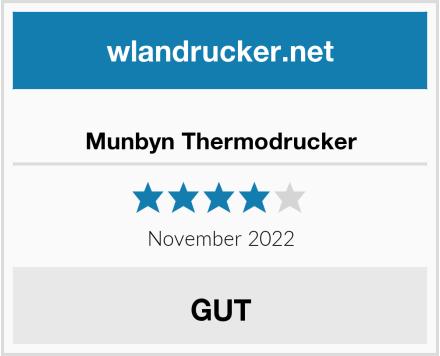 No Name Munbyn Thermodrucker Test