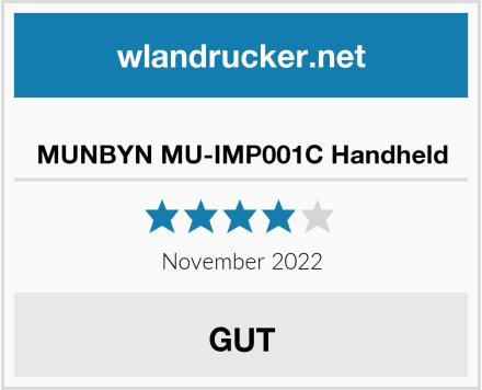 No Name MUNBYN MU-IMP001C Handheld Test
