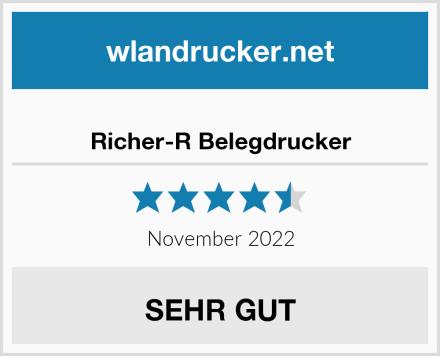 No Name Richer-R Belegdrucker Test