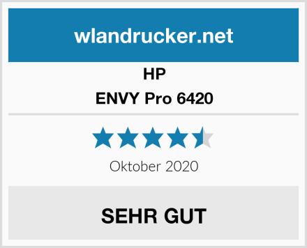 HP ENVY Pro 6420 Test