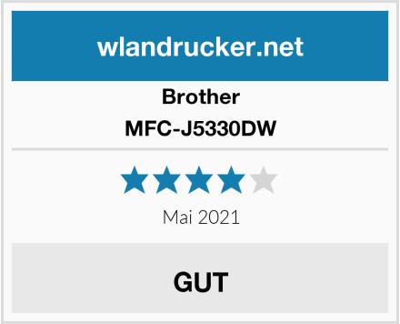 Brother MFC-J5330DW Test