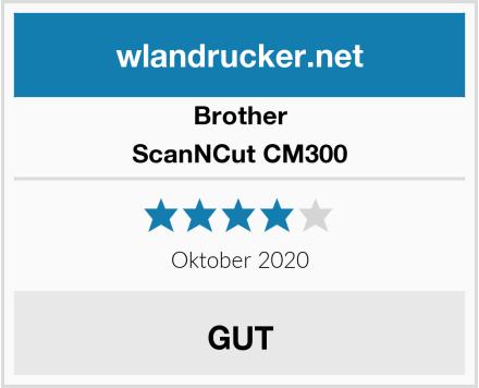 Brother ScanNCut CM300 Test
