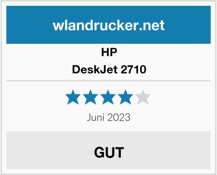 HP DeskJet 2710 Test