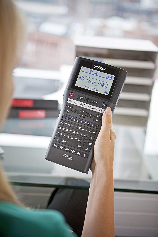 Brother PT-H500 Beschriftungsgerät   WLAN Drucker Test 2021