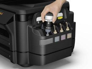 Drucker mit Tintentank