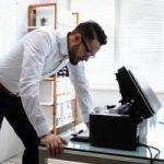 Druckerpatrone wechseln