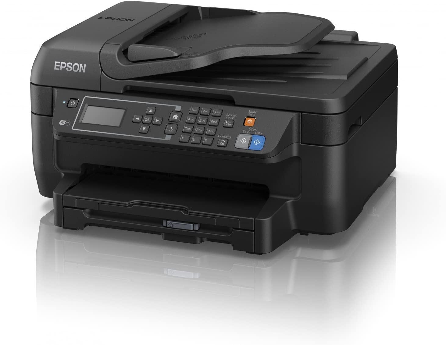 Epson WorkForce WF-2750DWF 4-in-1 Multifunktionsdrucker ...
