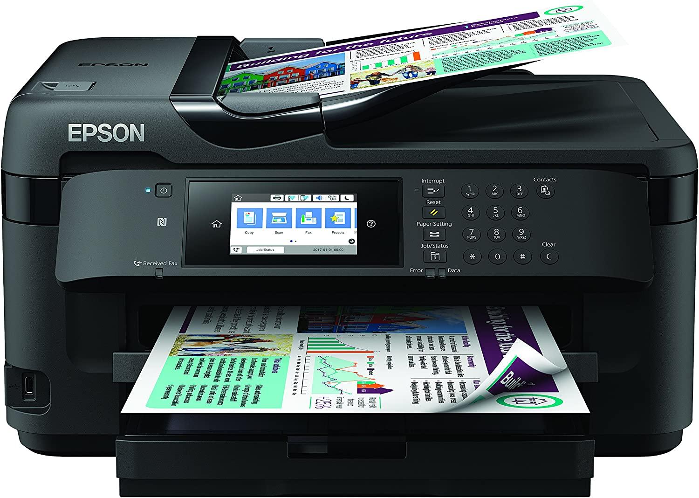 Epson Workforce WF-7715DWF Tintenstrahldrucker | WLAN ...