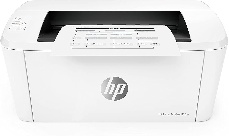 HP LaserJet Pro M15w Laserdrucker | WLAN Drucker Test 2021