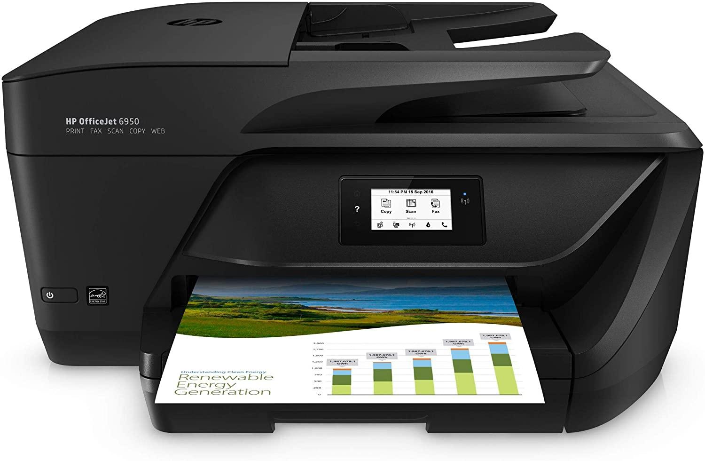 HP Office Jet 6950 Multifunktionsdrucker | WLAN Drucker ...