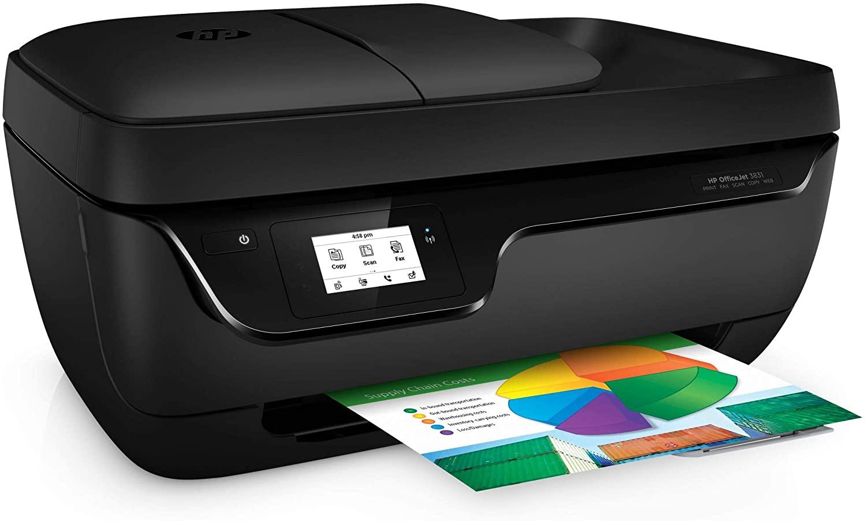 HP Officejet 3831 Multifunktionsdrucker | WLAN Drucker ...
