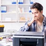 Sicherheit beim Drucken, Scannen und Kopieren