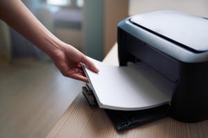 Welches Papier für den Drucker?
