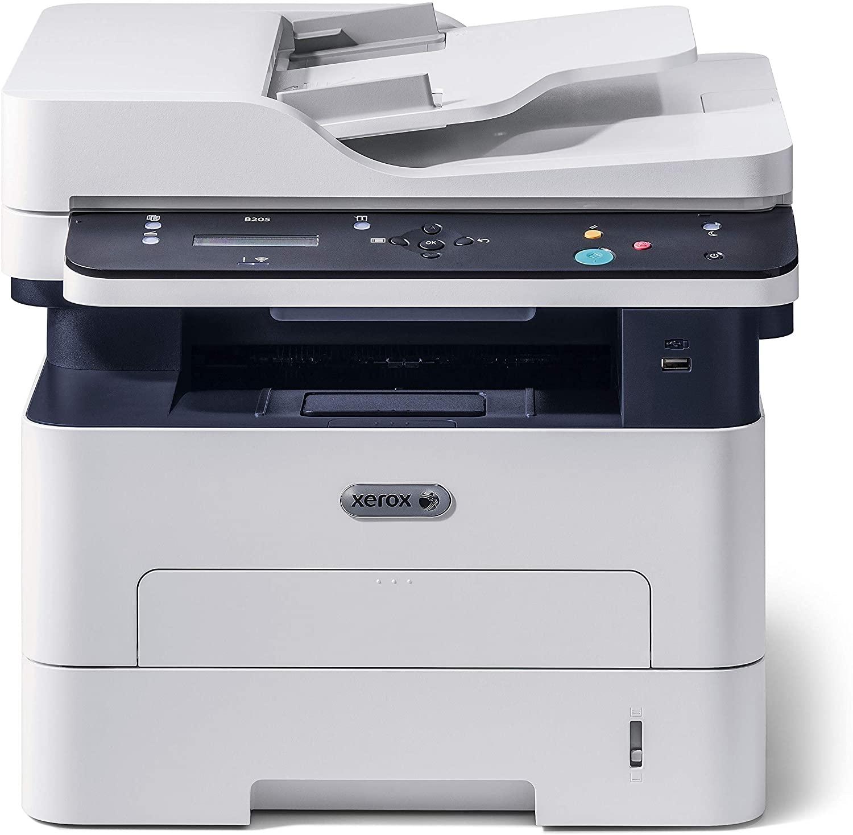 Xerox B205 Drucker   WLAN Drucker Test 2021